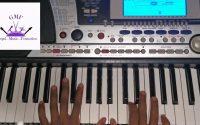 Piano seben Tutoriel  sans Pression Ev. Robert  Okhe
