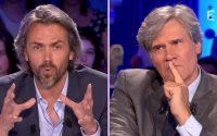 """Stéphane Le Foll à Aymeric Caron:""""Je n'accepterai pas de leçon par vous"""""""