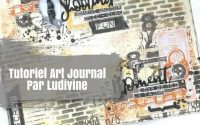 Tutoriel Art Journal #23 pour Graffiti Girl