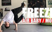 Tutoriel Breakdance : Apprendre le AIRBABY/MOY et le MAÎTRISER (facilement !)