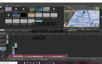 Tutoriel: Comment éditer comme LMGK (Fortnite Highlights) * Sony Vegas *