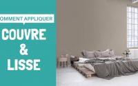 Tutoriel Couvre & Lisse | Comment recouvrir un carrelage ou un mur abîmé ?