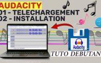 Tutoriel Installation Audacity