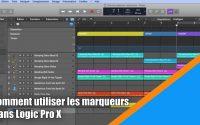Tutoriel Logic Pro X (en Français): comment utiliser les marqueurs dans Logic.