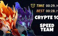 Tutoriel Speed Team pour Crypte 10 ! [Summoners War]