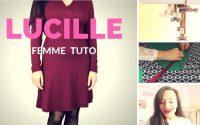 Tutoriel couture : pas à pas robe Lucille 👗