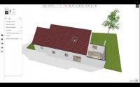 Tutoriel : créer plusieurs toitures sur un même plan avec l'outil 3D Kazaplan