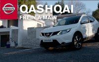 Tutoriel frein à main - Nissan QASHQAI