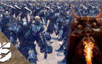 [VOD 5] Une vraie leçon de management ! Campagne légendaire Chaos | Total war Warhammer 2