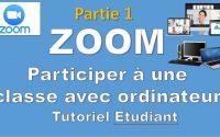 02 Tutoriel ZOOM  Comment utiliser Zoom   Vidéoconférence réunion classe virtuelles partage gratuit