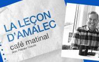 28 Août 2020 _La leçon d'Amalec _Claude Houde