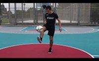 Apprendre le HTW out - Tutoriel Foot Freestyle