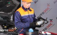 Changer filtre à carburant NISSAN X-TRAIL T30 TUTORIEL | AUTODOC