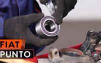Changer roulement roues avant FIAT PUNTO TUTORIEL | AUTODOC