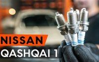Comment remplacer bougie d'allumage une NISSAN QASHQAI 1 (J10) [TUTORIEL AUTODOC]