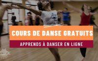 Cours de danse gratuits en ligne : apprendre à danser gratuitement avec Studio K Nice 💃🏻 💰