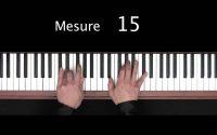 Cours de piano pour niveau avancé, 4me  étude de Chopin, leçon n° 1