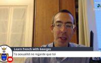 FREE french lesson LIVE- A1- acheter des chaussures- leçon 52