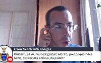 FREE french lesson LIVE- A1- c'est trop bien- leçon 42