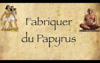 Fabriquer du Papyrus - Tutoriel