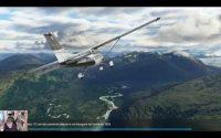 Flight Simulator 2020 Première leçon de pilotage + Vol d'Emerainville à Orly