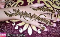 Henna Tutoriel ❤️نقش حناء هندي خفيف وبسيط على اليدين