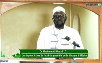 Khoutbah: les leçon à tirer sur l'exil du Prophète SWS de la Mecque à Medine Dr Mouhamad Ahmad LO HA