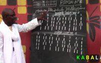 LEÇON N°6 INITIATION À LA SCIENCE TRADITIONNELLE AFRICAINE (TOURABOU) PAR LE PROFESSEUR OUSMANE.