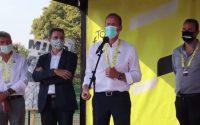 La leçon du patron du Tour de France devant le maire écolo de Grenoble