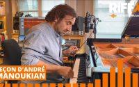 Leçon d'André Manoukian - Ep.23 : L'importance de l'acoustique