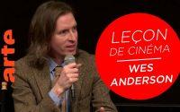 Leçon de cinéma par Wes Anderson   ARTE Cinéma