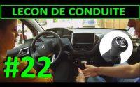 Leçon de conduite #22 - BILAN Monter et descendre les vitesses