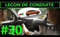 Leçon de conduite #30 - Démarrage en côte sans frein à main