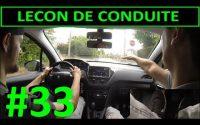 Leçon de conduite #33 - Démarrage en côte