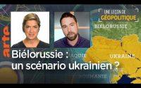 Leçon de géopolitique # 09 - Biélorussie : un scénario ukrainien pour Poutine? Le Dessous des cartes