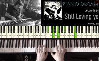 Leçon de piano  --  'Still loving you' Scorpions