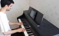 Leçon de piano : Tutoriel Le lion est mort ce soir