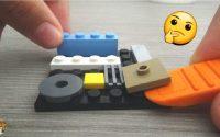 Lego Tutoriel : ça sert à quoi la fameuse pièce orange ?