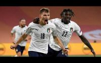 Les Italiens administrent une leçon de football aux Hollandais ! درس في كرة قدم الحديتة