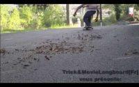 Longboard:Tutoriel Le Slide 180° [Fr]