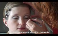 Maquillage Twiggy - tutoriel de maquillage sixties