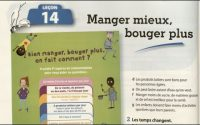 Phần nghe Le Nouveau Taxi 2 | Leçon 14 Manger mieux, bouger plus
