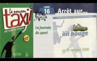 Phần nghe Le Nouveau Taxi 2   Leçon 16 Arrêt sur... La journée du sport
