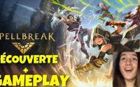 SPELLBREAK !!! DÉCOUVERTE + GAMEPLAY !! (Tutoriel, Runes, Équipements...)