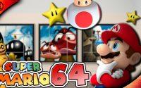 Super Mario 64 - LA LEÇON DE SOLITUDE