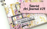 Tutoriel Art Journal #24