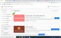 Tutoriel Screencastify