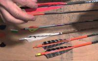 Tutoriel archerie - Comment monter une encoche à emmanchement