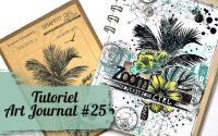 Tutoriel art journal #25
