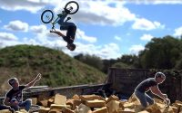Tutoriel : backflip en BMX !